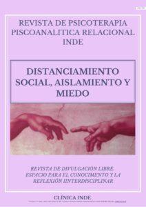 N1 - Distanciamiento social, aislamiento y miedo (arrastrado)
